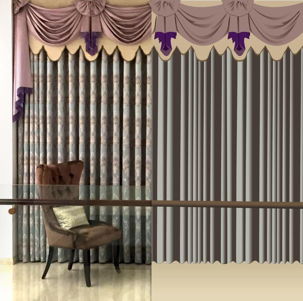 Classic Curtain 9